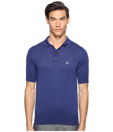 Vivienne Westwood Classic Knit Polo
