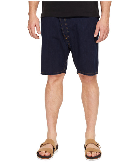 Vivienne Westwood Anglomania Lee Shady Asymmetric Shorts