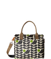 Orla Kiely - Early Bird Print Zip Messenger