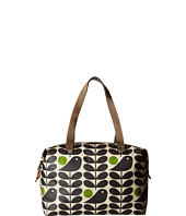 Orla Kiely - Early Bird Print Zip Shopper