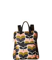 Orla Kiely - Stripe Rosebud Backpack Tote