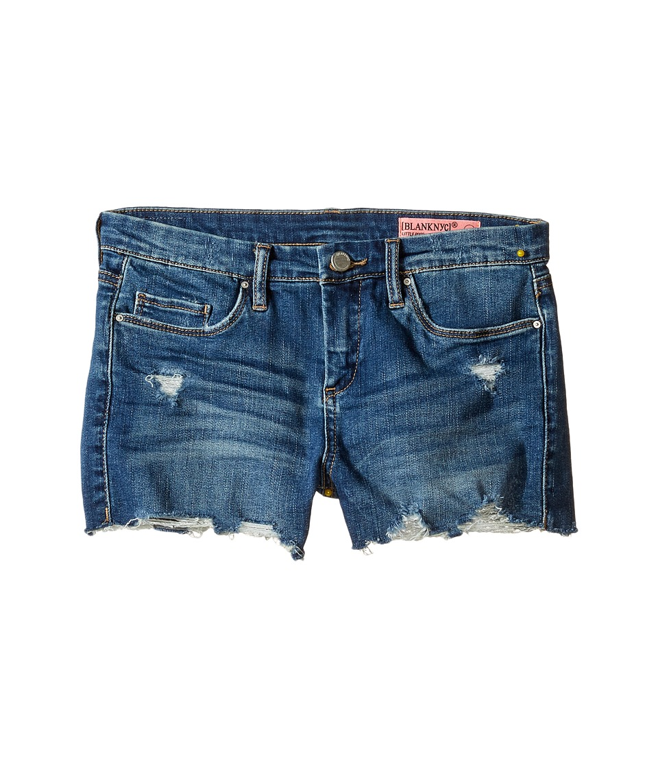 Blank NYC Kids - Denim Distressed Cut Off Shorts