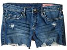 Blank NYC Kids Denim Distressed Cut Off Shorts (Big Kids)