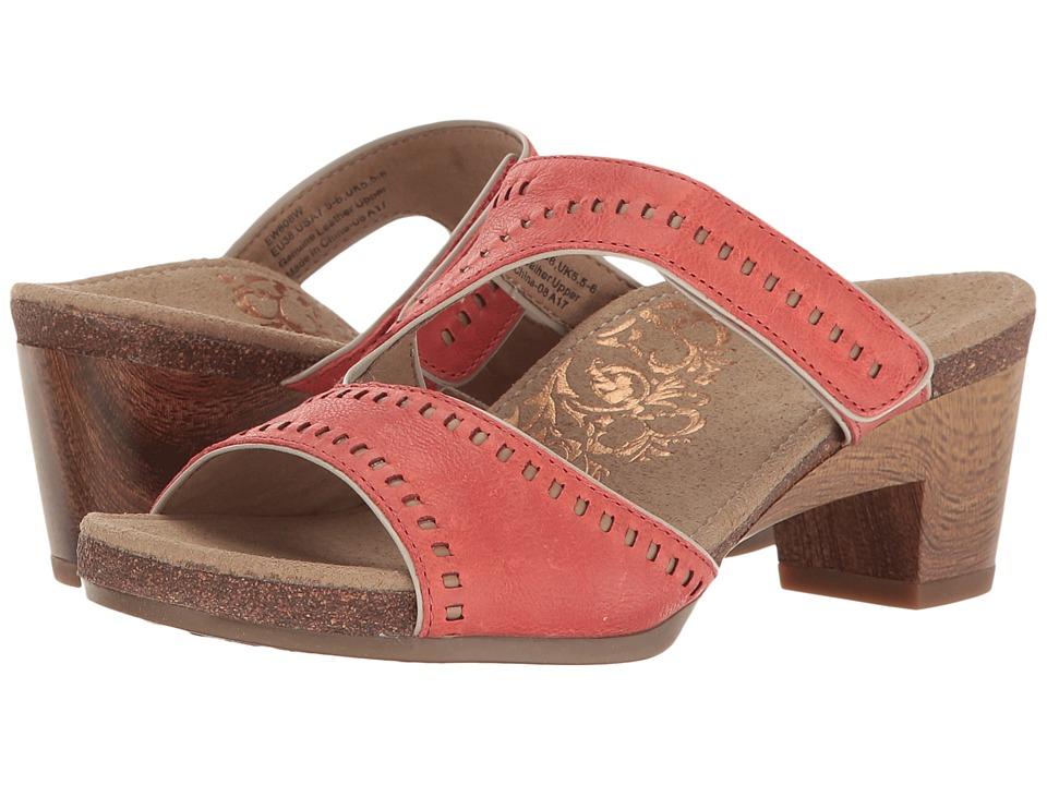Aetrex Lillian (Coral) Women