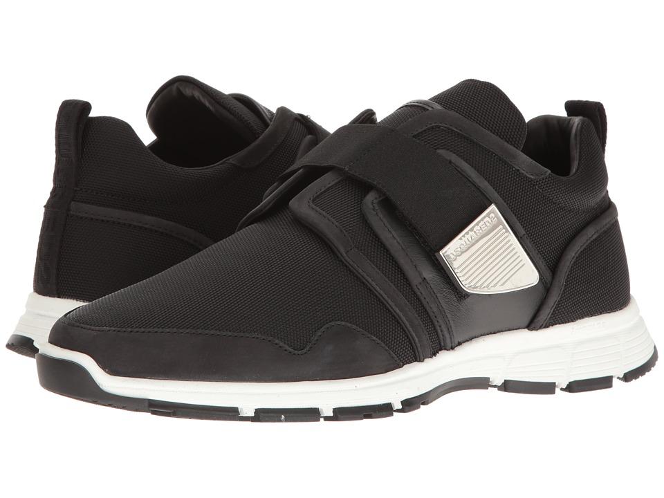 DSQUARED2 Marte Run Sneaker (Black) Men
