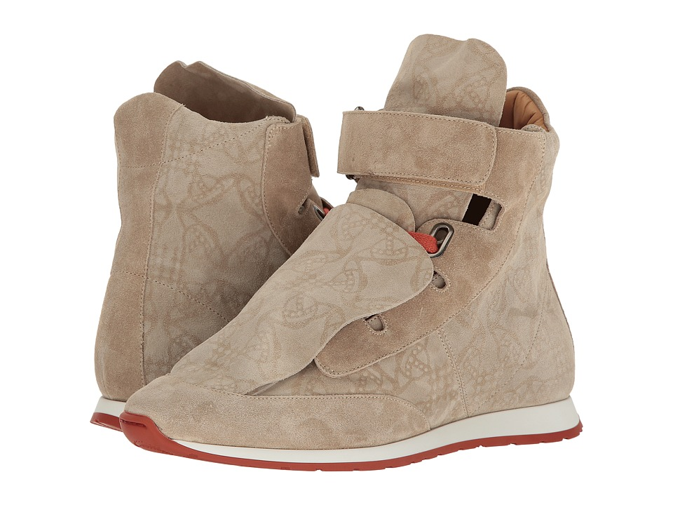 Vivienne Westwood 3 Tongue Trainer (Sand) Men