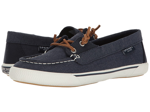 Sperry Quest Rhythm Canvas - Navy