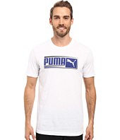 PUMA - Sueded Perf Tee