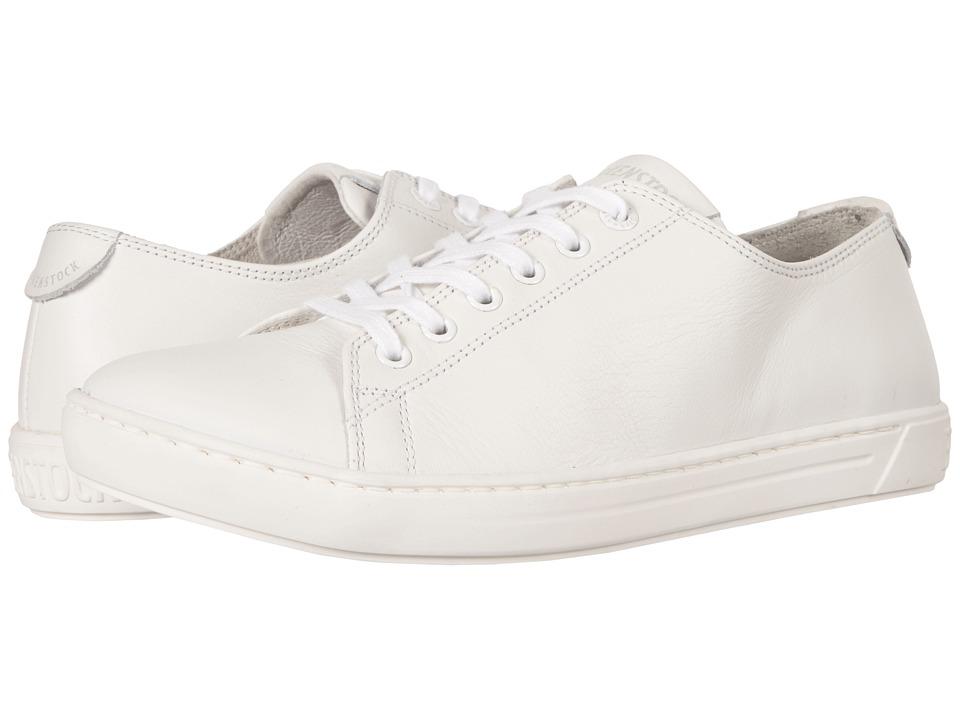 Birkenstock Arran (Women's) (White Leather) Women's  Shoes