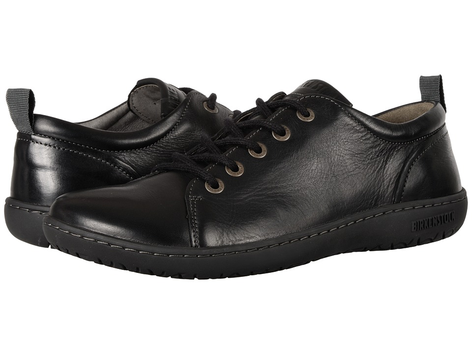 Birkenstock Islay (Black Leather) Women's Lace up casual ...