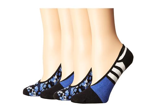 Kate Spade New York Musical Floral Liner & Scuba Stripes 4-Pack Liner