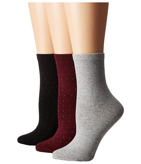 Kate Spade New York All Over Embellished 3-Pack Anklet