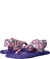 Sanuk Kids - Yoga Sling Burst Prints (Little Kid/Big Kid)