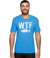 Life is good - WTF Fish Smooth Tee