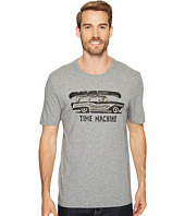 Life is good - Time Machine Wagon Smooth Tee