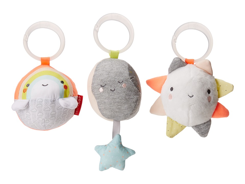 Skip Hop - Silver Lining Cloud Ball Trio (Cloud) Accessories Travel