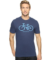 Life is good - Mobile Device Bike Crusher Tee
