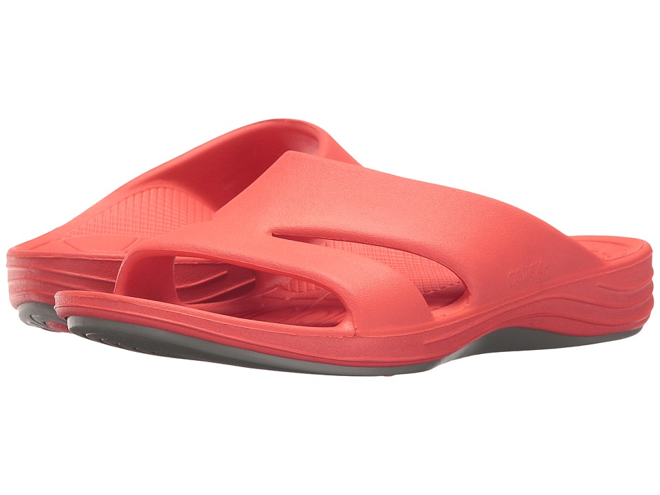 Aetrex Lynco Slide (Coral) Sandals