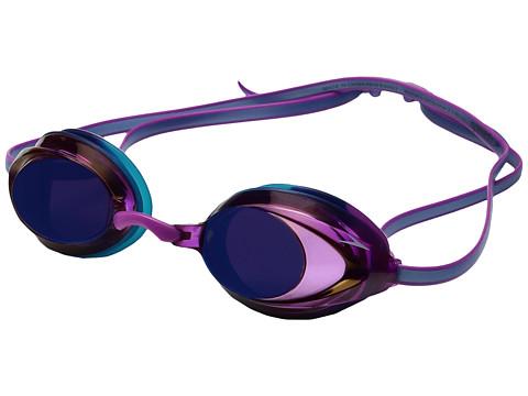 Speedo Wms Vanquisher 2.0 Mirrored Goggle - Purple Dream