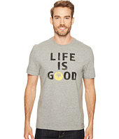 Life is good - Palm Tree Crusher Tee