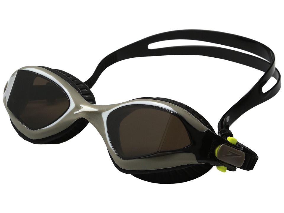 Speedo - MDR 2.4 Goggle (Slate) Water Goggles