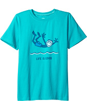Life is good Kids - Bellyflop Tee (Little Kids/Big Kids)