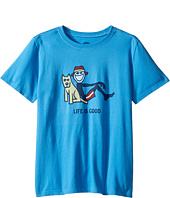 Life is good Kids - Lean On Me Tee (Little Kids/Big Kids)