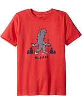 Life is good Kids - Wild Man Tee (Little Kids/Big Kids)