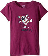 Life is Good Kids - Astronaut Tee (Little Kids/Big Kids)