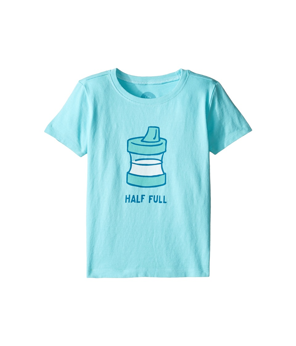 Life is Good Kids - Half Full Sippy Cup Tee