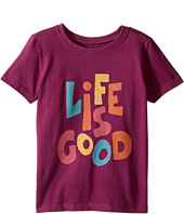 Life is Good Kids - Life is Good® Tee (Toddler)
