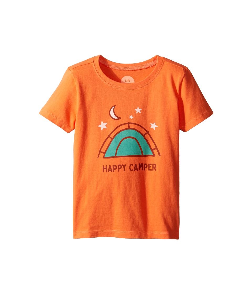 Life is Good Kids - Happy Camper Tee