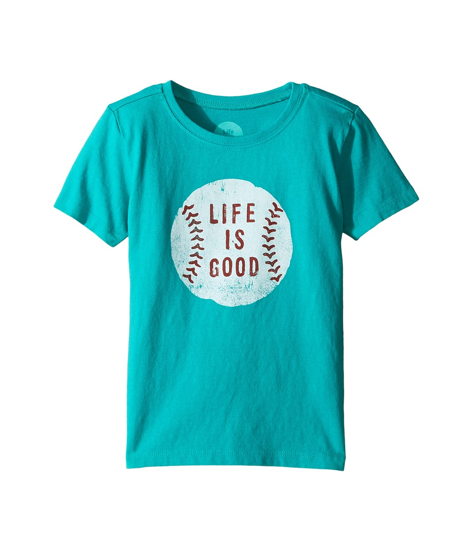 Life is Good Kids - Baseball Tee