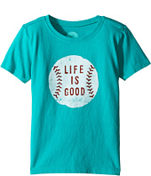 Life is good Kids - Baseball Tee (Toddler)
