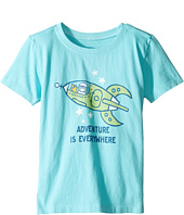 Life is Good Kids - Spaceship Adventure Tee (Toddler)