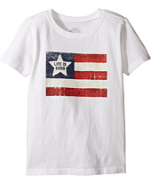 Life is good Kids - Flag Tee (Toddler)