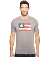 Life is good - Flag Cool Tee