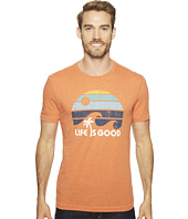 Life is good - Wave Cool Tee