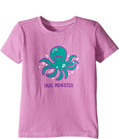 Life is Good Kids - Hug Monster Crusher Tee (Toddler)
