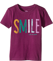 Life is Good Kids - Smile Crusher Tee (Toddler)