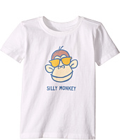 Life is Good Kids - Silly Monkey Crusher Tee (Toddler)