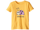 Life is good Kids - Snuggle Bug Crusher Tee (Toddler)