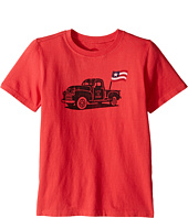 Life is Good Kids - Truck Crusher Tee (Little Kids/Big Kids)