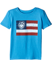 Life is Good Kids - Jake Flag Crusher Tee (Toddler)