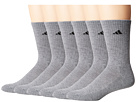 Athletic 6-Pack Crew Socks