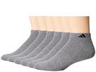 adidas - Athletic 6-Pack Low Cut Socks