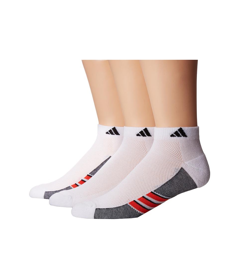 adidas - Climacool Superlite 3-Pack Low Cut Socks