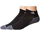 adidas Superlite Speed Mesh 2-Pack Low Cut Socks