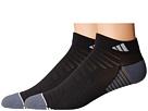 adidas Superlite Speed Mesh 2-Pack Low Cut Socks