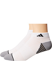 adidas - Superlite Speed Mesh 2-Pack Low Cut Socks